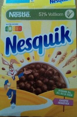 Nesquik Knusper Frühstück - Produkt - de