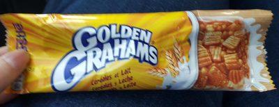 Golden grahams céréales et lait - Producte - fr