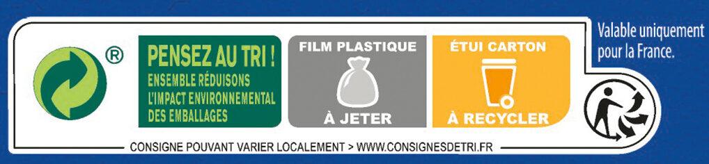 FITNESS Nature Céréales Petit Déjeuner - Istruzioni per il riciclaggio e/o informazioni sull'imballaggio - fr