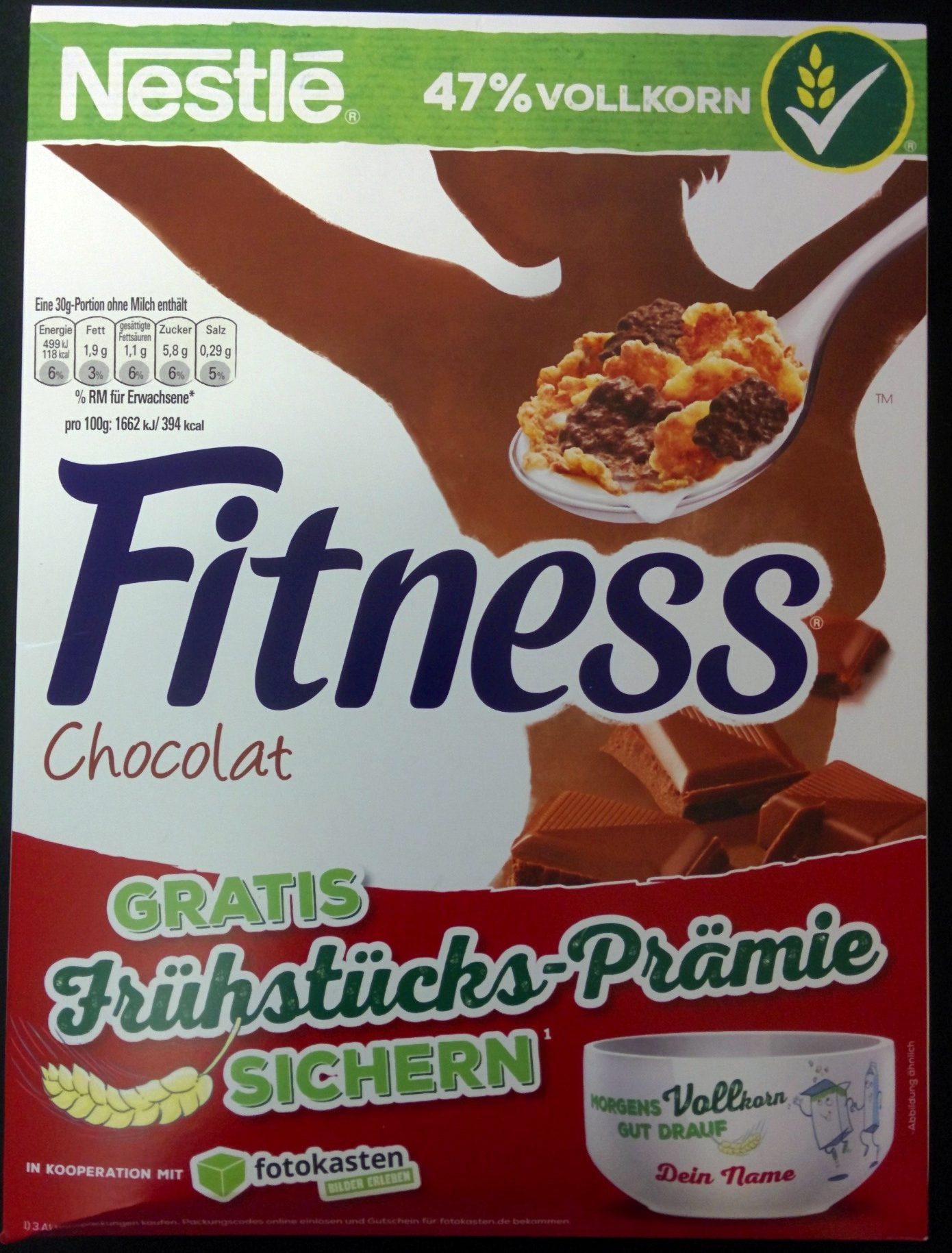 Fitness Chocolat Au Lait - Produkt
