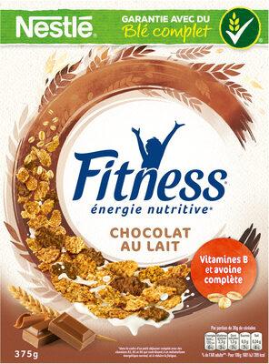 NESTLE FITNESS Chocolat au lait céréales - Product - fr
