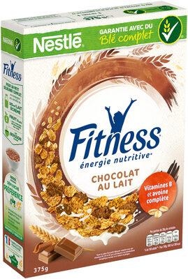 NESTLE FITNESS Chocolat au lait céréales - Produit - fr