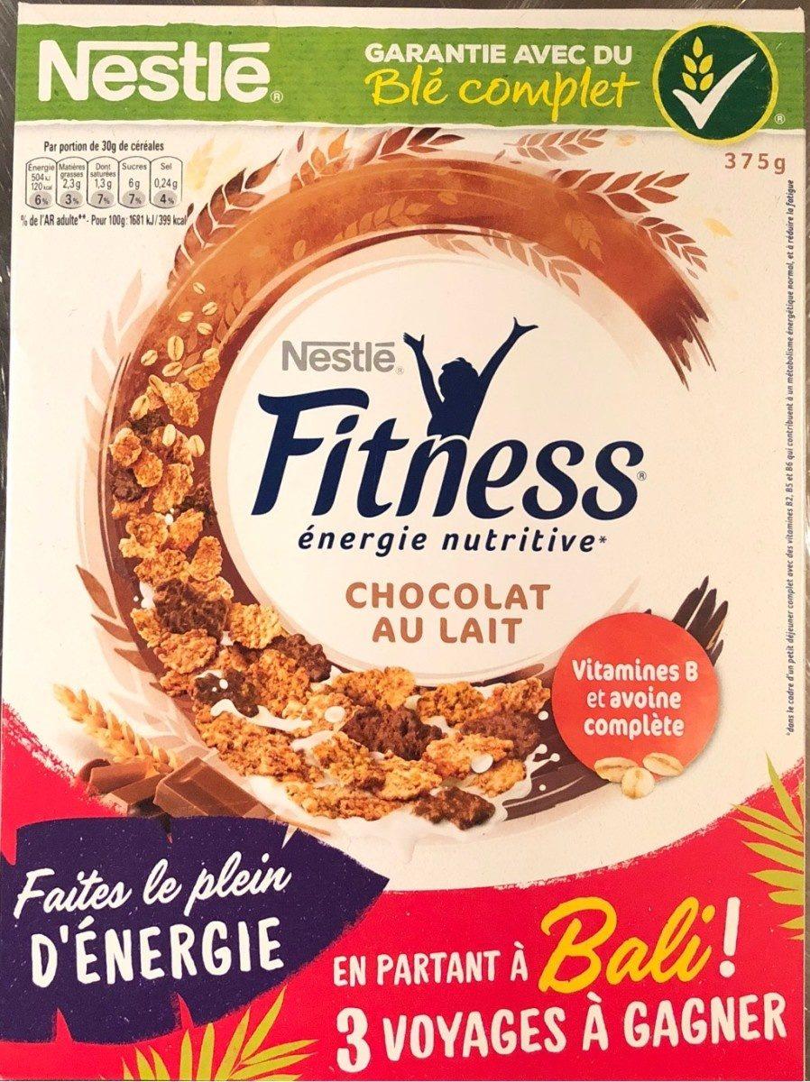 Fitness Chocolat Au Lait - Product
