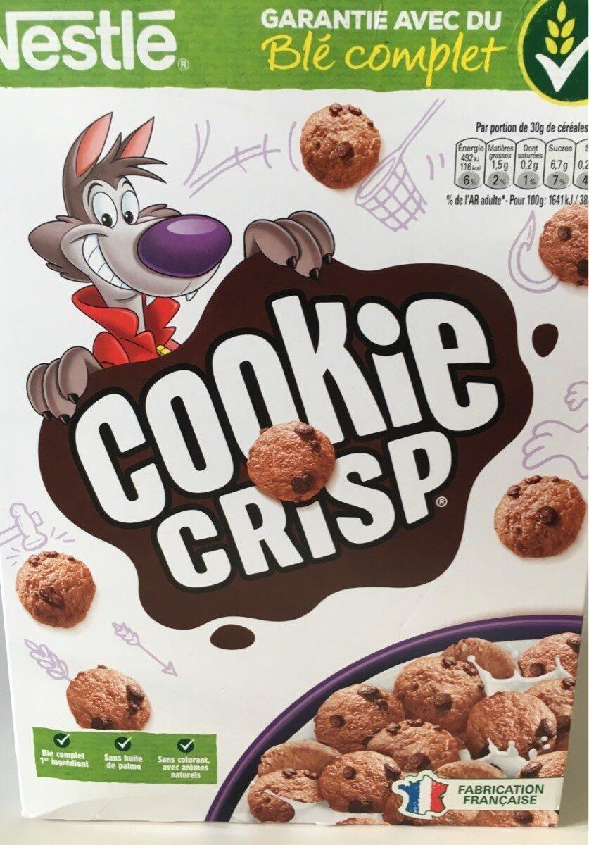 Cookie Crisp - Produit