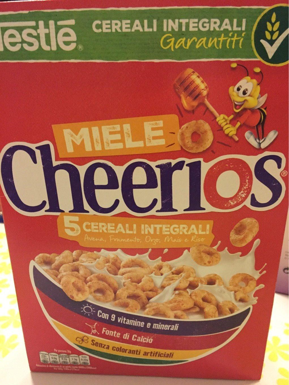 Cheerios - Informazioni nutrizionali