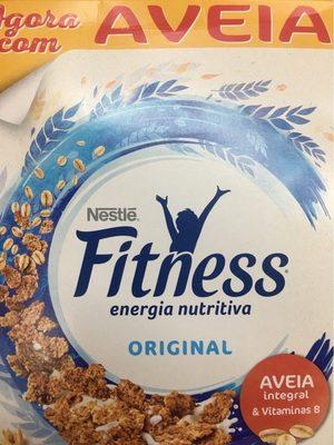 Fitness aveia - Producto
