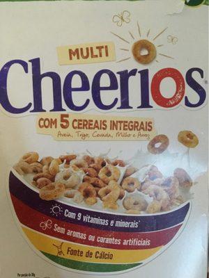 Cereais Nestle Cheerios - Producto
