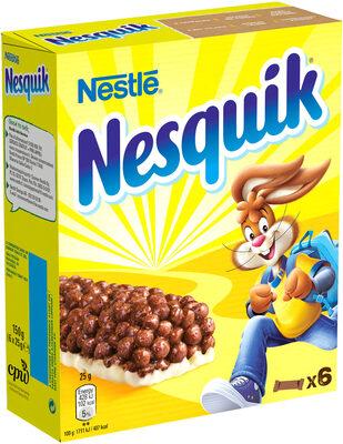 NESQUIK Barres de Céréales - Product - fr