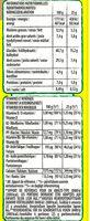 NESQUIK Barres de Céréales - Nutrition facts - fr