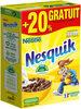 NESQUIK Céréales Petit Déjeuner 625g + 20% - Product