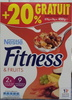 Fitness & fruits - Produit