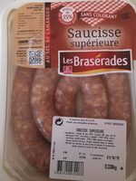 Saucisses supérieur - Product
