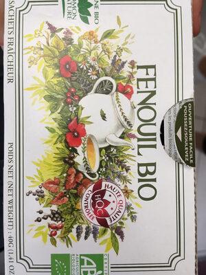 Fenouil bio - Product