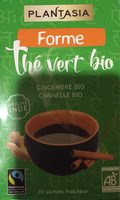 Thé vert Bio Forme - Prodotto - fr