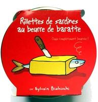 Rillettes de sardines au beurre de baratte - Product