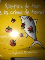 Rillettes de thon à la crème de tomate - Product