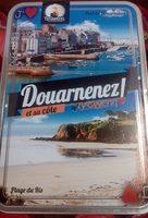 Assortiment de Biscuits & Palets - Coffret métallique : J'♥ Douarnenez et sa côte by Ty-Gwenn ! - Produit - fr