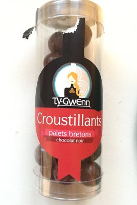 Croustillants - Palets Bretons - Produit