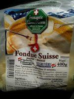 Fondue suisse - Product - fr
