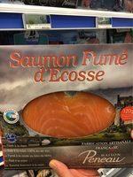 Saumon fume ecosse - Product - fr
