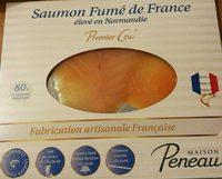 Saumon fumé de France élevé en Normandie premier cru - Product