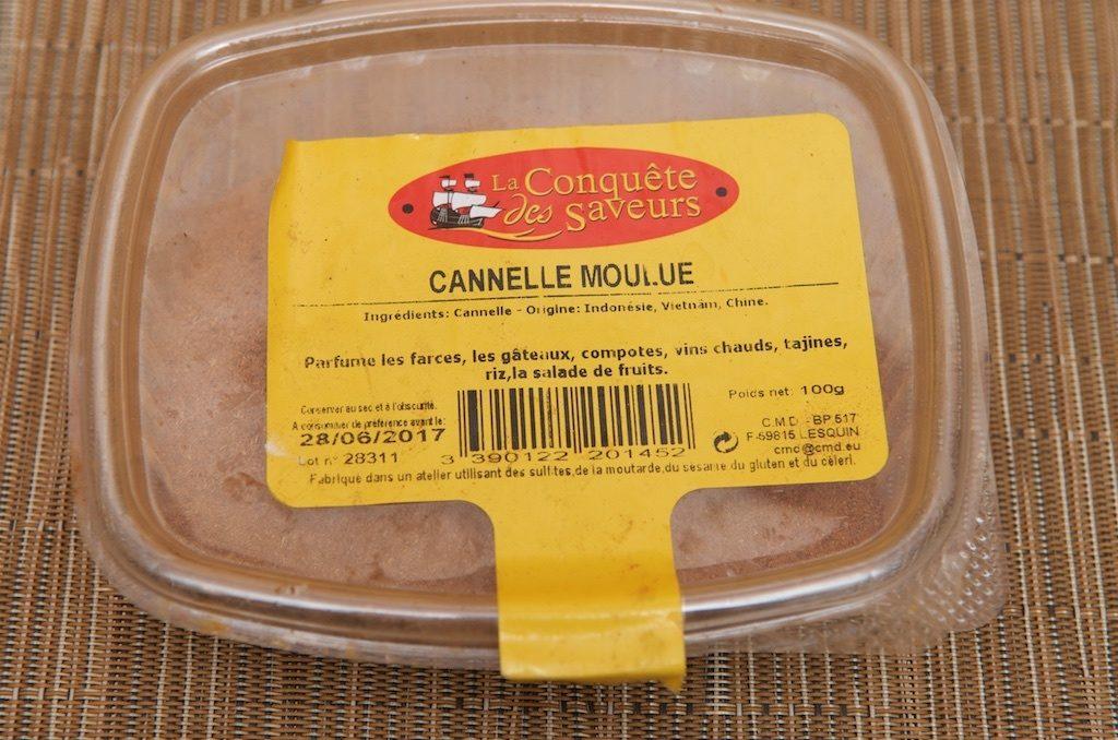 Cannelle Moulue - Produit