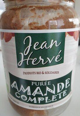 Purée amande complète - Produit - fr