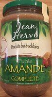 Purée amande complète - Prodotto - fr