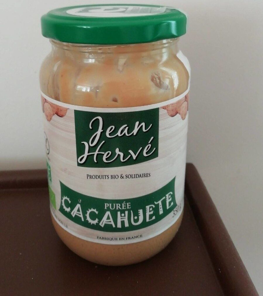Purée Cacahuète - Produit - fr