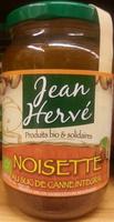 Noisette au Suc de Canne Intégral - Produit