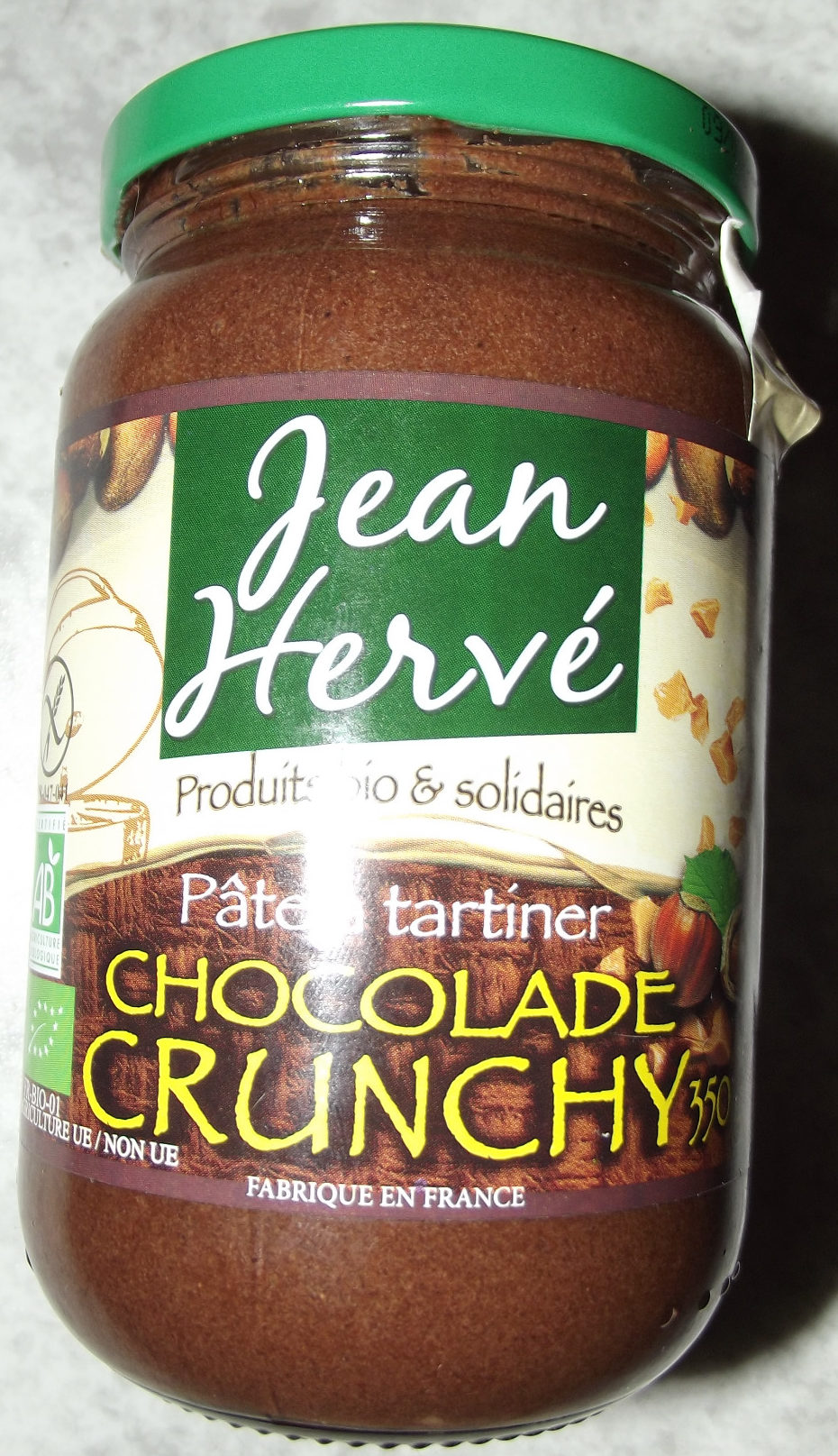 Chocolade Crunchy - Produit
