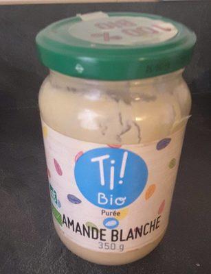 Purée d'amande blanche - Product - fr