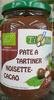Pâte à tartiner noisette-cacao - Prodotto