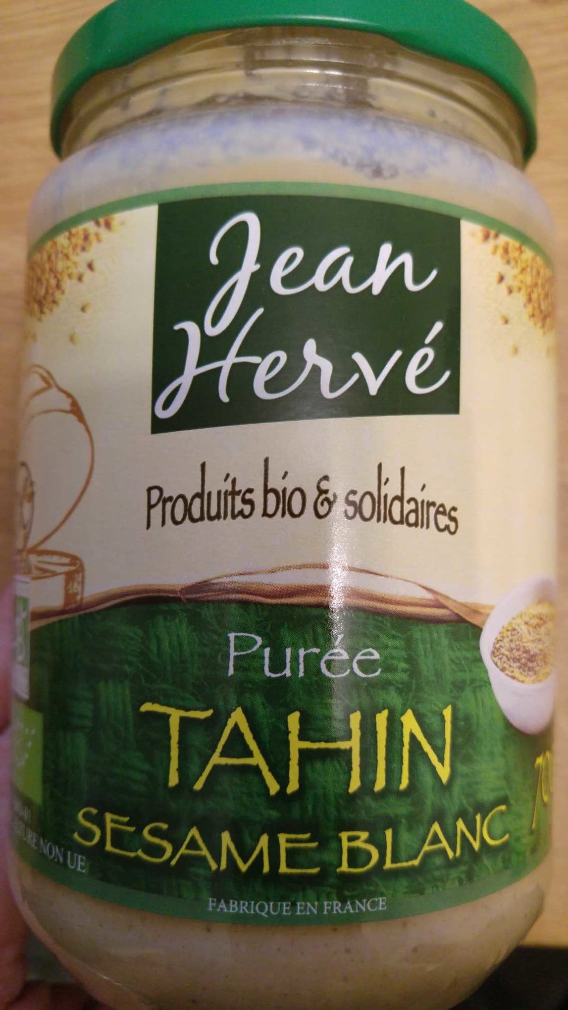 Purée Tahin Sésame blanc - Product - fr