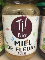 Miel de fleurs - Product
