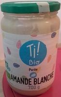 Purée Amande Blanche - Product - fr