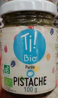 Purée De Pistache Bio - Produit - fr