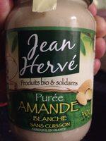 Purée d'Amande Blanche - Produit