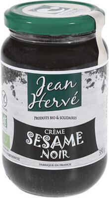 Crème sésame noir - Product - fr