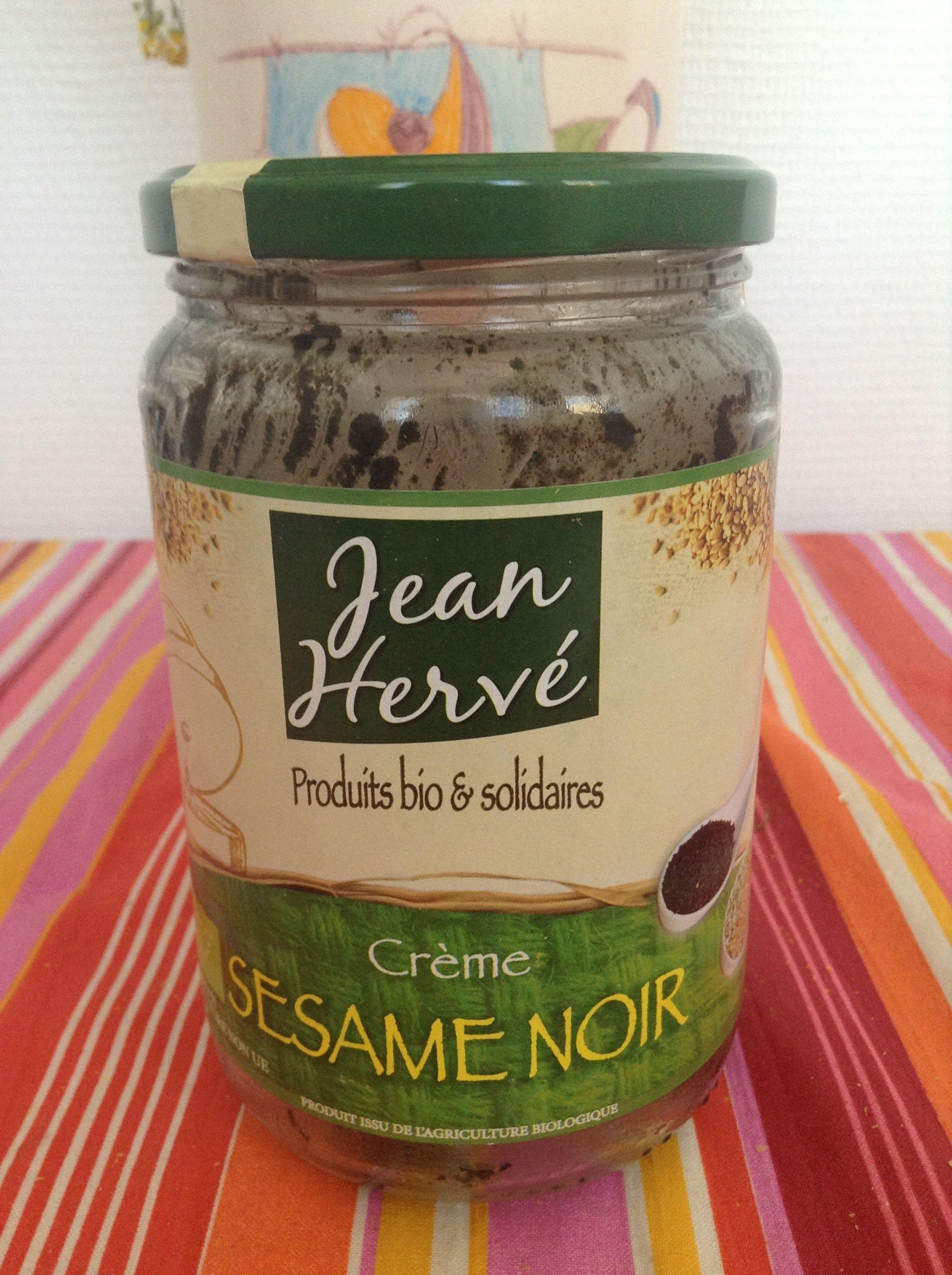 Crème sésame noir - Product