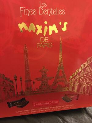 Maxim's de Paris - Product - en