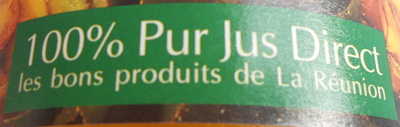 Jus d'Ananas Victoria 1 litre - Law-Lam - Ingrediënten