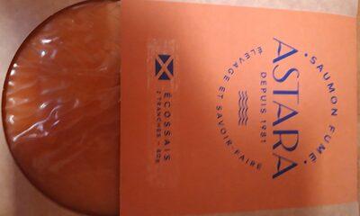 Saumon écossais fumé - Product - fr