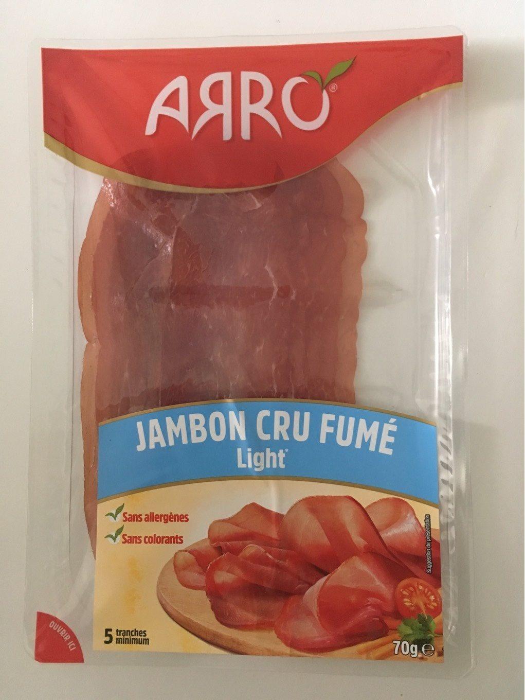 Jambon Cru Fumé - Product - fr
