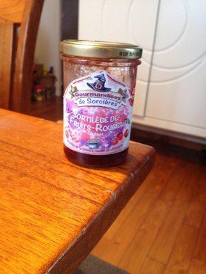 Sortilège de fruits rouges - Produit