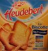 La Biscotte 96 % céréales - Produit