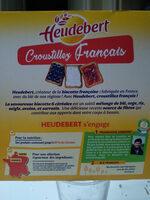 Biscottes 6 Céréales - Prodotto - fr