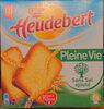 Heudebert biscottes sans sel ajouté - Produkt