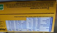 Heudebert biscottes sans sel ajouté - Ingredients - fr