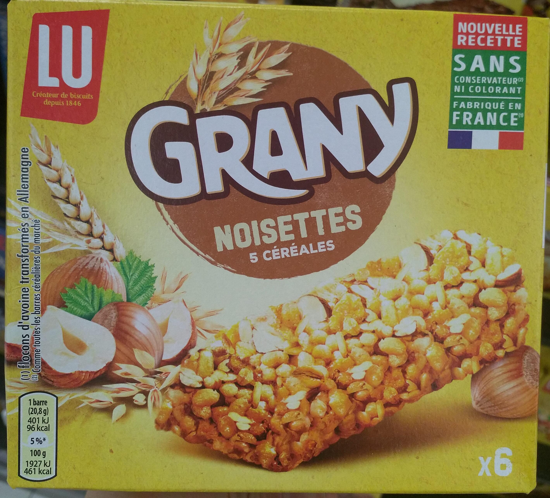 Grany noisettes - Product - fr
